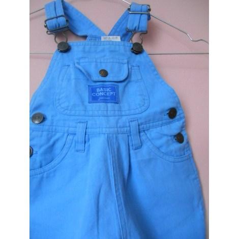 Salopette JACADI Bleu, bleu marine, bleu turquoise