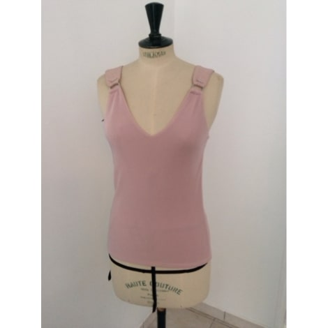 Top, tee-shirt ABSOLU Rose, fuschia, vieux rose
