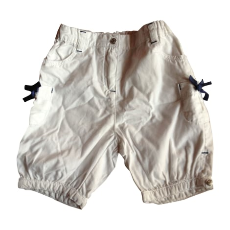 Shorts JACADI White, off-white, ecru