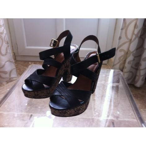 Sandales à talons COSMOPARIS Noir