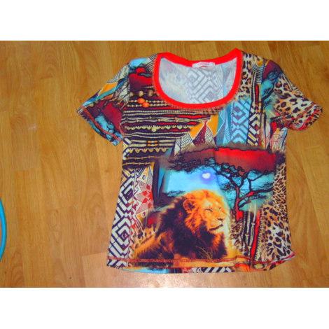Top, tee-shirt EVALINKA Multicouleur