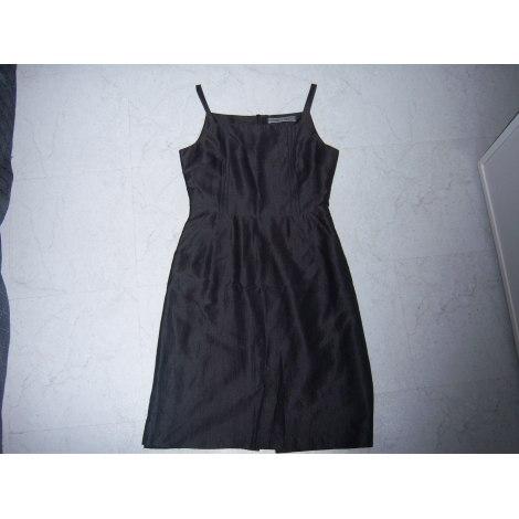 Robe mi-longue CAROLL Noir