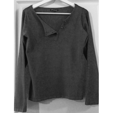 Top, tee-shirt GEORGES FRANCK Gris, anthracite