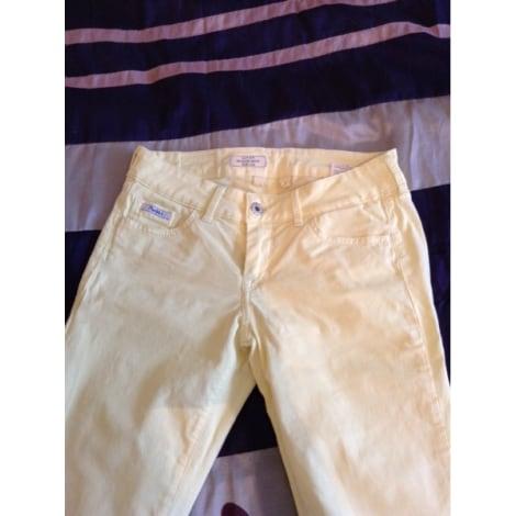 Jeans slim PEPE JEANS Jaune