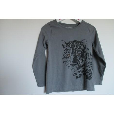 Top, Tee-shirt CFK Gris, anthracite