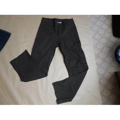 Pantalon ADIDAS Marron