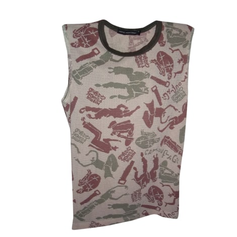 Top, tee-shirt MARITHÉ ET FRANÇOIS GIRBAUD Multicouleur