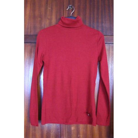 Pull tunique CAROLL Rouge, bordeaux