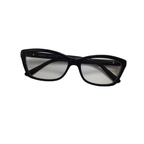 Monture de lunettes YVES SAINT LAURENT Noir