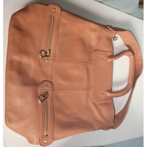 Lederhandtasche SEE BY CHLOE Pink,  altrosa