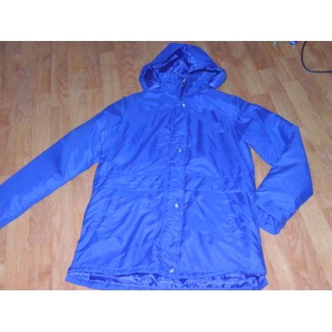 Parka CLAIRE NEUVILLE Bleu, bleu marine, bleu turquoise