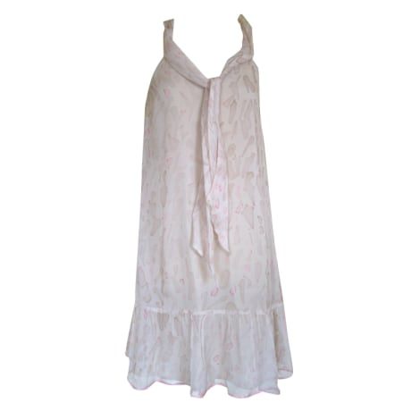 Robe courte GUESS Beige, camel