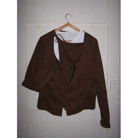 Veste IKKS Marron