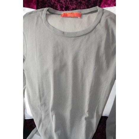 Top, tee-shirt QUINZE HEURE TRENTE Kaki