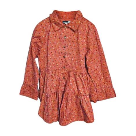 Tunique JEAN BOURGET Orange