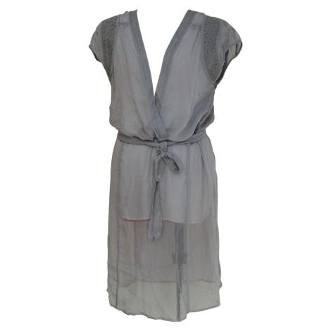 Robe courte ESSENTIEL ANTWERP Gris, anthracite