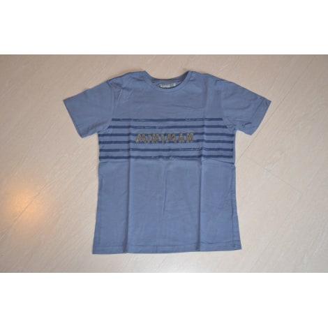 Tee-shirt MINIMAN Bleu, bleu marine, bleu turquoise