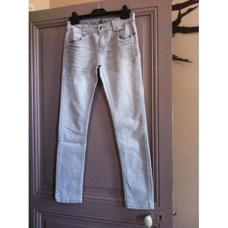 Pantalon CAPRICE DE FILLE Gris, anthracite