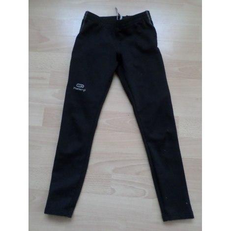 Pantalon en lycra GEOLOGIC Noir