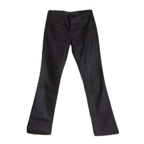 Jeans évasé, boot-cut BONOBO Marron
