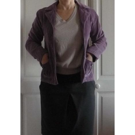Veste CFK Violet, mauve, lavande