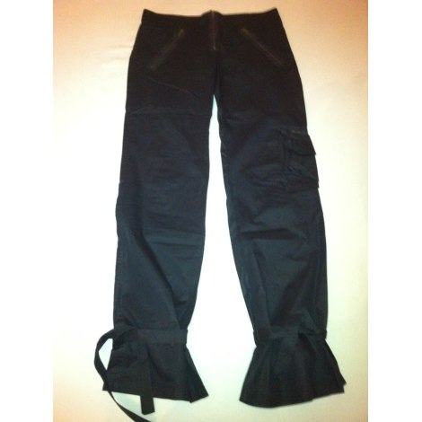 Pantalon droit TOBA&CO Noir
