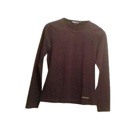 Top, tee-shirt CERRUTI 1881 Noir