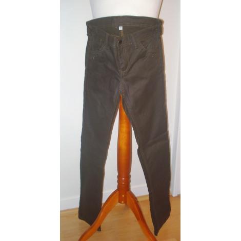 Pantalon CAPTAIN TORTUE Marron