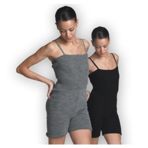 Pantalon de fitness INTERMEZZO Gris, anthracite