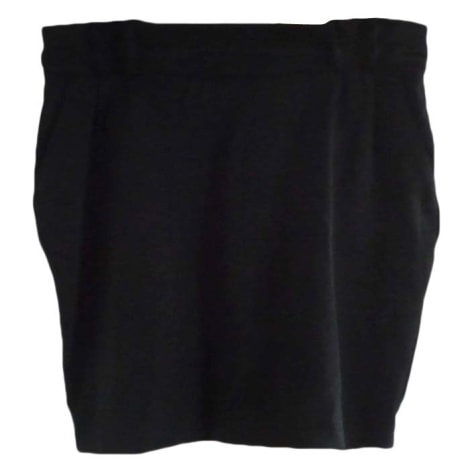 Jupe courte FRENCH COLLECTION Noir