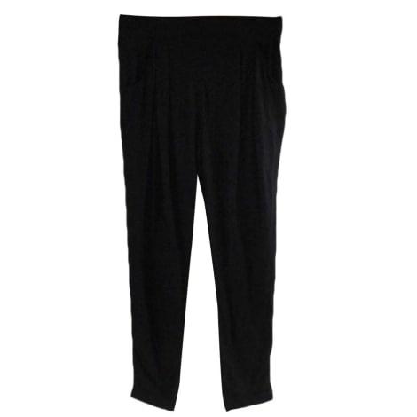 Pantalon harem UNDIZ Noir