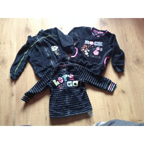 Vest, Cardigan ORCHESTRA Black