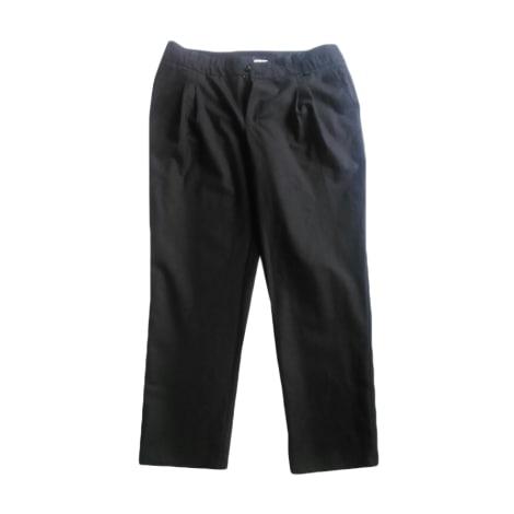Pantalon droit CHIPIE Noir