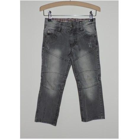 Jeans droit ORCHESTRA Gris, anthracite