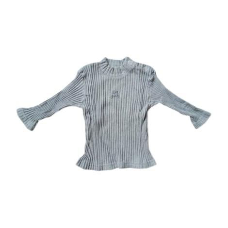 Top, tee shirt JEAN BOURGET Gris, anthracite