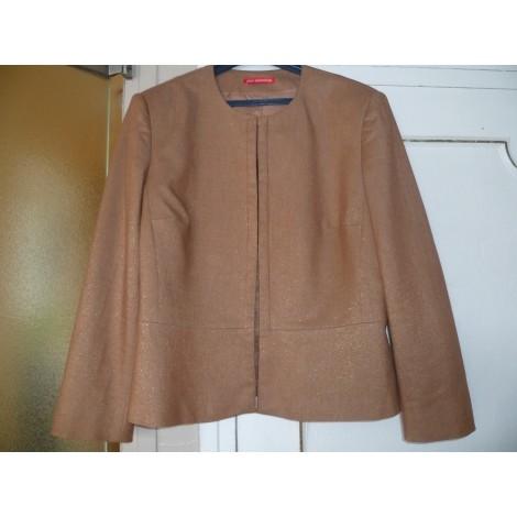 Blazer, veste tailleur ALAIN MANOUKIAN Doré, bronze, cuivre