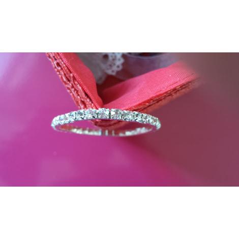 Bracelet BALA BOOSTÉ Transparant brillant et argenté