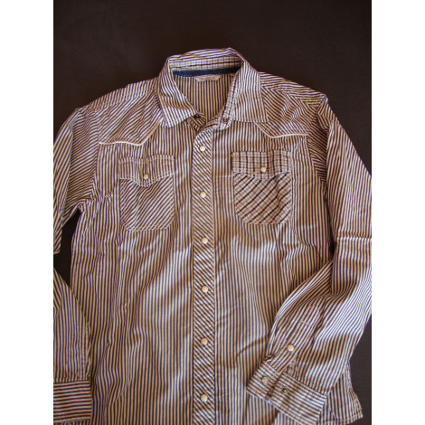 Chemise TEDDY SMITH Gris, anthracite