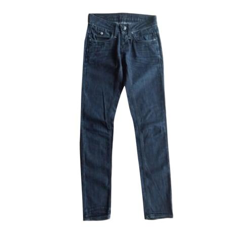 Jeans slim G-STAR Noir