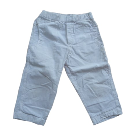 Pantalon CLAYEUX Blanc, blanc cassé, écru