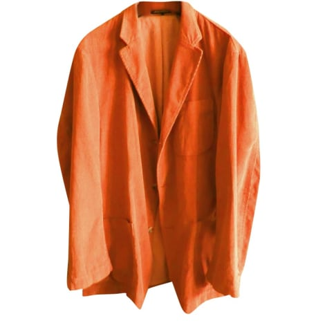 Veste FAÇONNABLE Orange