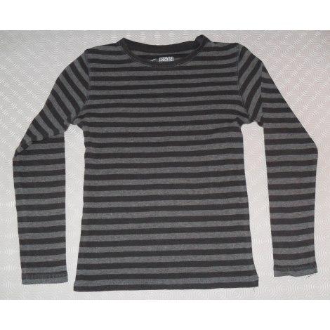 Top, Tee-shirt BILOOK Gris, anthracite
