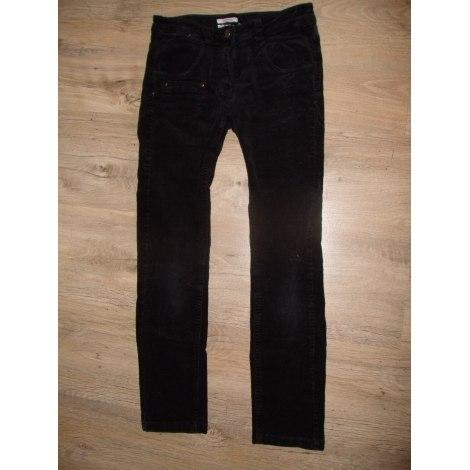 Pantalon SOFT GREY Noir