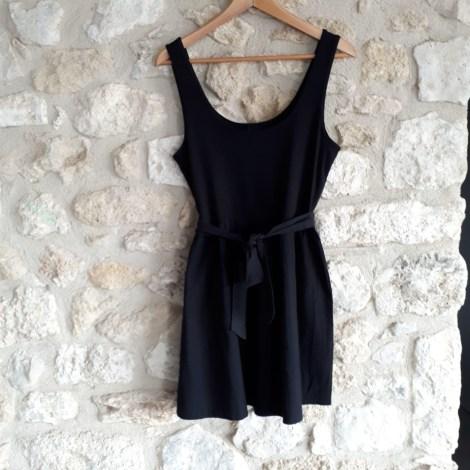 Robe courte VILA Noir