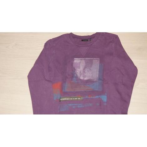 Tee-shirt IKKS Violet, mauve, lavande