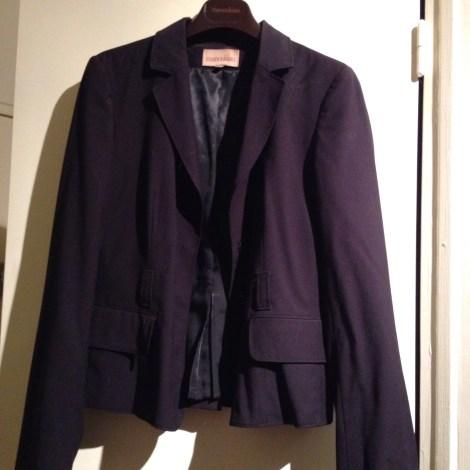 Blazer, veste tailleur ALAIN MANOUKIAN Noir