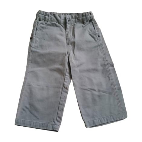 Pantalon JACADI Beige, camel