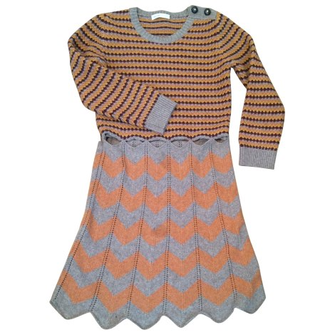 Robe courte SEE BY CHLOE Orange