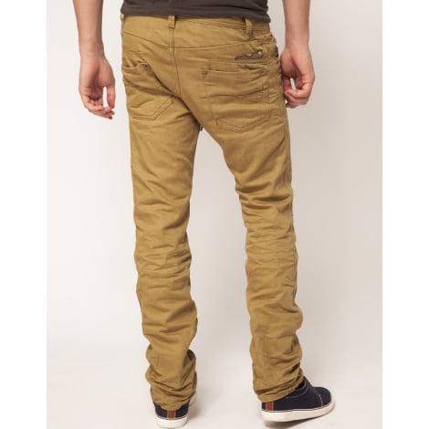 Pantalon droit TED BAKER Beige, camel