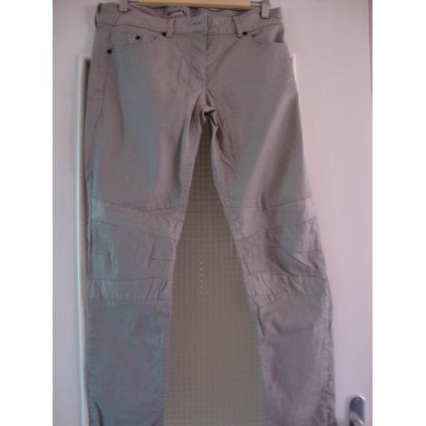 Pantalon droit KOOKAI Gris, anthracite